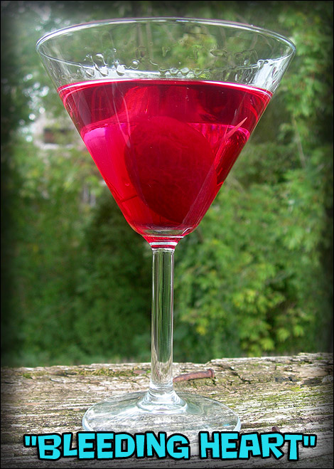 bleeding heart marini in bleeding heart martini bleeding heart martini ...