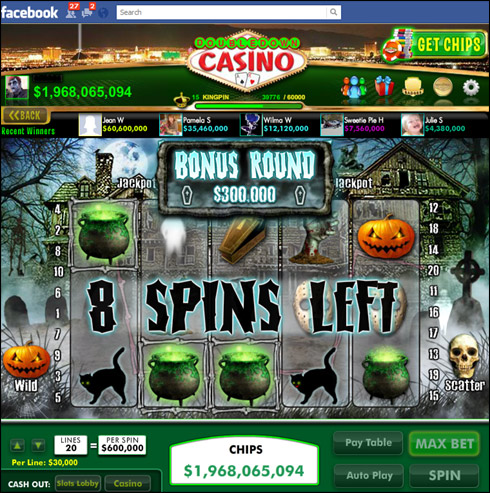 haunted house slot gratis online