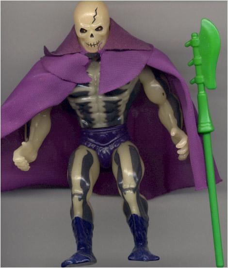 X-E's 2006 Halloween Countdown: Scare Glow Hates He-